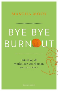 Bye Bye Burnout boek cover